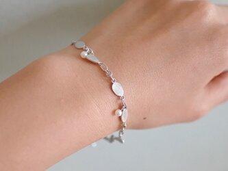 original akoya chain -bracelet-の画像