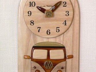 時計 フォルクスワーゲン Type2の画像
