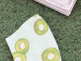 立体マスク キウイ フルーツ キッズ オトナの画像