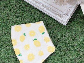 立体マスク レモン キッズ オトナの画像
