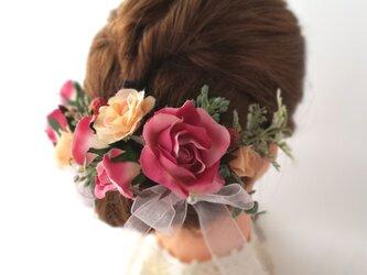 プリンセスとベリーのヘッドドレスの画像