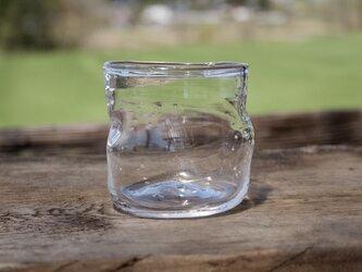 えくぼグラスの画像
