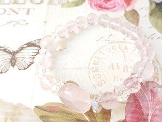 桜咲くブレスレットの画像