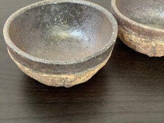 焼締「纏-korori」小鉢の画像