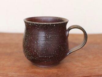 備前焼 コーヒーカップ(大) c8-079の画像