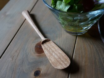 クルミの木バターナイフの画像