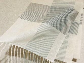 手織りストール SP33の画像