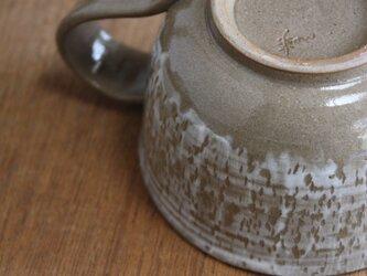 飛びかんな模様のコーヒーカップ Bの画像