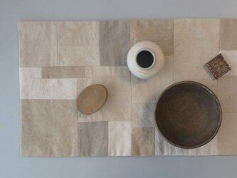 table mat #tugihagiの画像