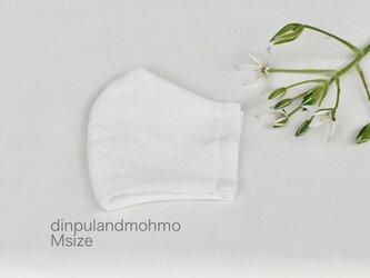 [抗菌防臭加工]2枚組 立体マスク Mサイズの画像