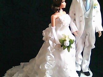 わたしのドレスのウェルカムドールの画像