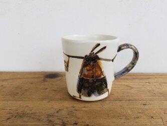 手をつなGOカップ(ウサギかばんウサギウサギ)の画像