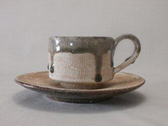 コーヒーカップ&ソーサー《01》の画像