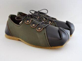 【受注製作】SQUARE sneakersの画像