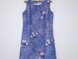 大人かっこいいワンピース Kimono Dress LO-213/Mの画像