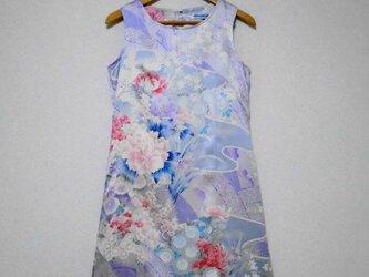 大人かっこいいワンピース Kimono Dress LO-214/Mの画像