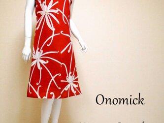 大人かっこいいワンピース Kimono Dress LO-218/Sの画像