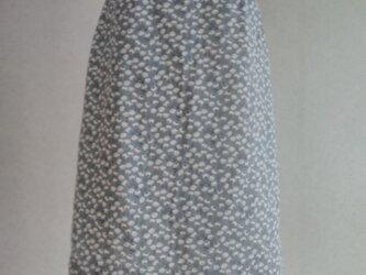 コットンスカートの画像