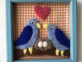 Art board  birdの画像