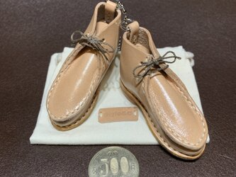 ミニチュア靴 (ナチュラル)の画像
