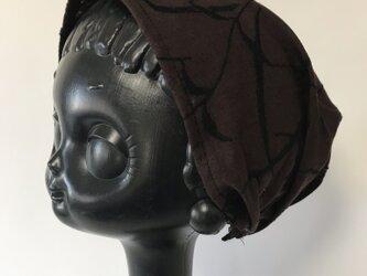 ターバン風帽子 Sサイズの画像