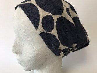 ターバン風帽子 Lサイズ の画像