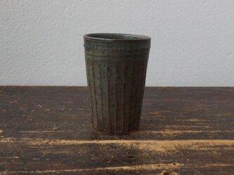 深緑フリーカップの画像