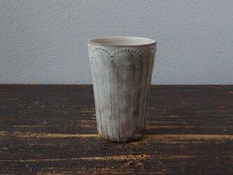 粉引きフリーカップ(波)の画像