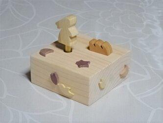 体験キット・動物オルゴールの画像