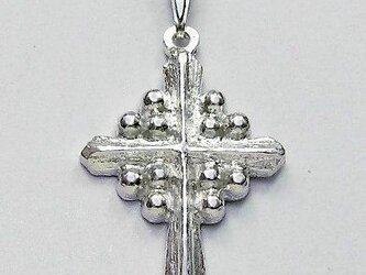 イエス・聖母マリア・教義・聖霊・使徒などを表した作品 イエスと十二使徒のクロス ac21 新作ですの画像