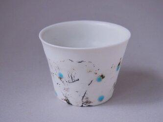 磁器カップfeeling glass glaze-3の画像