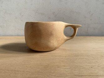 トチの木のマグカップ  #2の画像