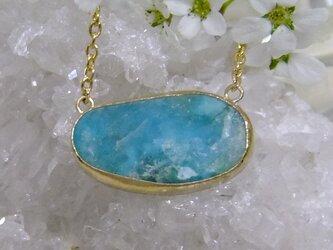 ジェムシリカ*アンティーク調14kgf pendantの画像