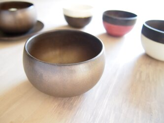 bowl(M) / colors:bronzeの画像