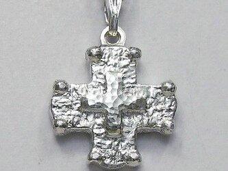 二つのギリシャ十字形 gc11  新作ですの画像