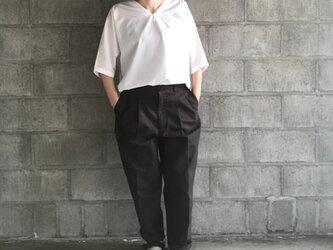 pullover(white)の画像