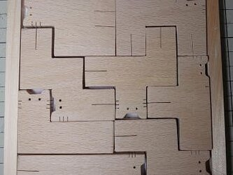 ねこ 8ピースパズルの画像