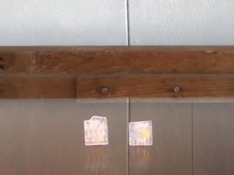 四角いイヤリングno.2の画像