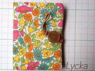 カードケース◎リバティ花柄①の画像