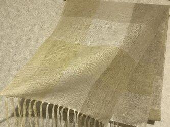 手織りストール SP35の画像