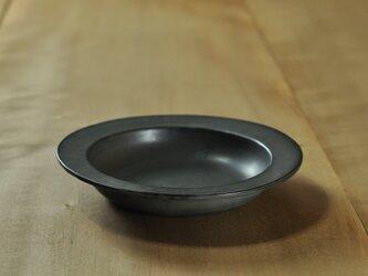 リム鉢/チャコールの画像