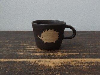 はりねずみマグカップ(小)の画像