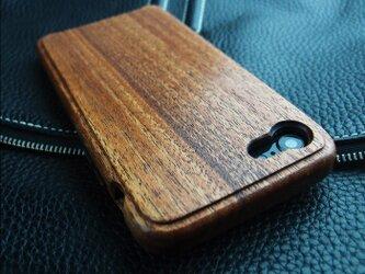 【受注生産】実績と安心サポート iPhone SE 2nd generation  専用木製ケースの画像