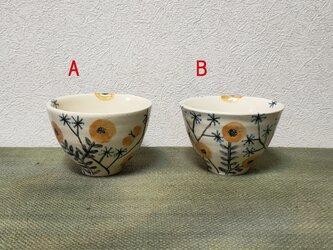 お花のカップ(大)の画像