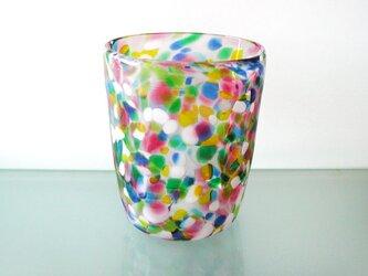 彩グラス(Tropical03)の画像