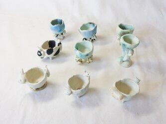 ミニ植木鉢セットの画像