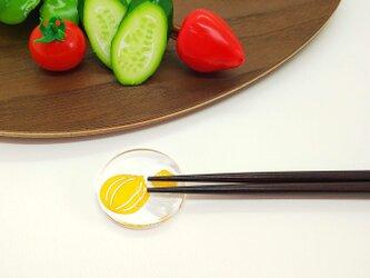 野菜の箸置き - 玉ねぎ -の画像