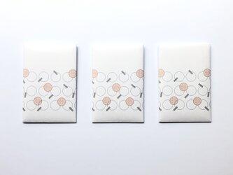 ポチ袋 −ムツミ− 3setの画像