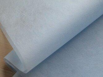 不織布 10m ブルー【 送料無料 】マスクフィルター シート マスク素材の画像