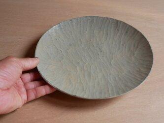 丸皿235 くるみ 白 #0230の画像